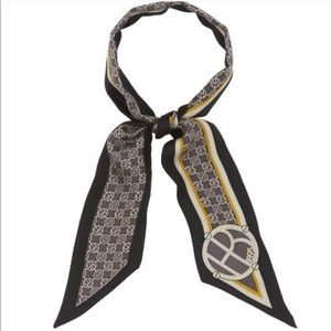 Henri Bendel Skinny Mini Twilly Scarf